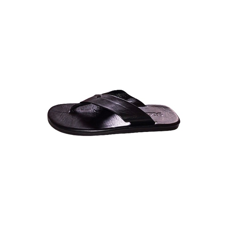 Fidelio Casual Black Slippers 250